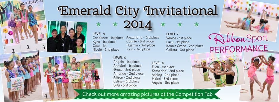 Emerald City Invitational 2014