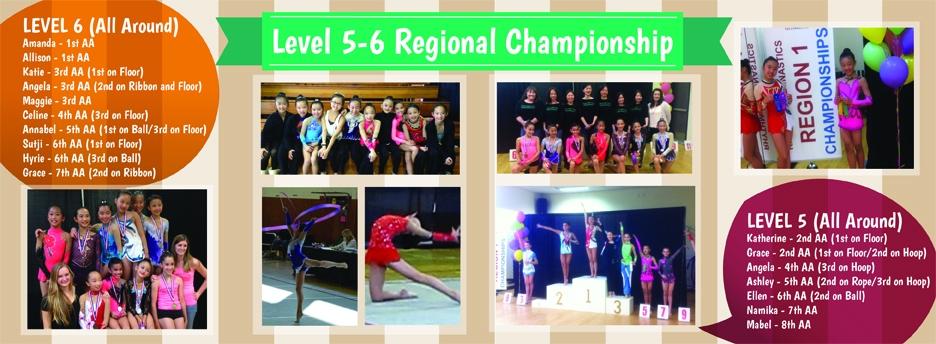Level 5-6 Regionals