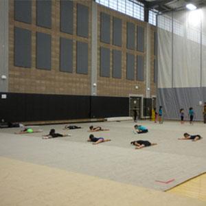 rhythmic gymnastics san diego, Locations