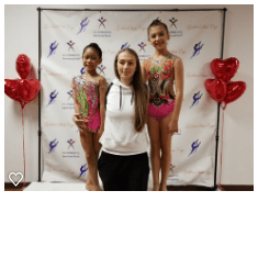 rhythmic gymnastics San Diego, San Diego's Truly Elite Rhythmic Gymnastics Training Center