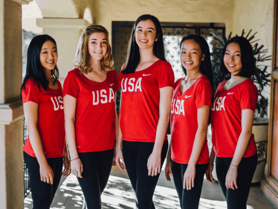 aesthetic group gymnastics usa, USA National Team Members – Aesthetic Group Gymnastics (AGG)