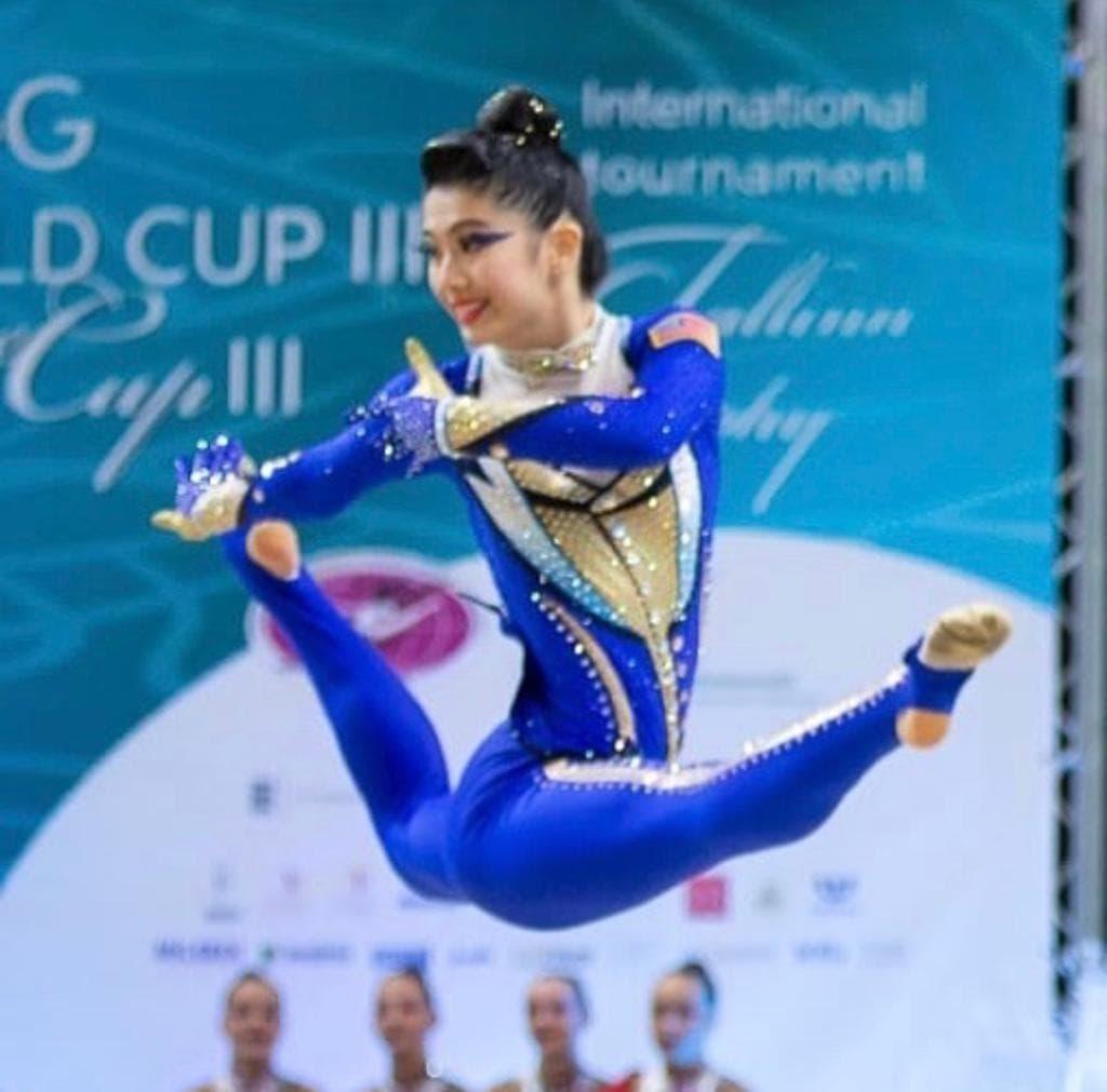aesthetic group gymnastics usa
